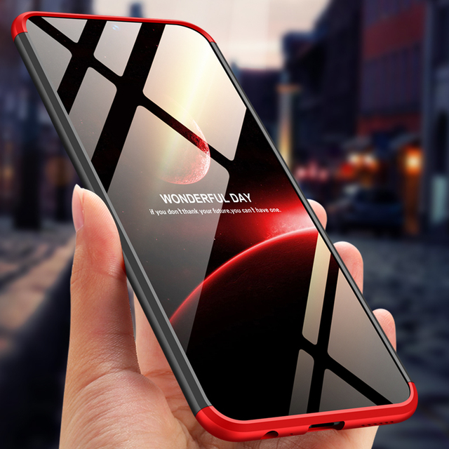 new style 15fc6 327d8 US $3.89 30% OFF|360 Full Protection Armor Case For Vivo V11 Pro Case  Shockproof 3 in 1 Hard PC Back Cover Cases For Vivo V11 V 11 Fundas  Coques-in ...