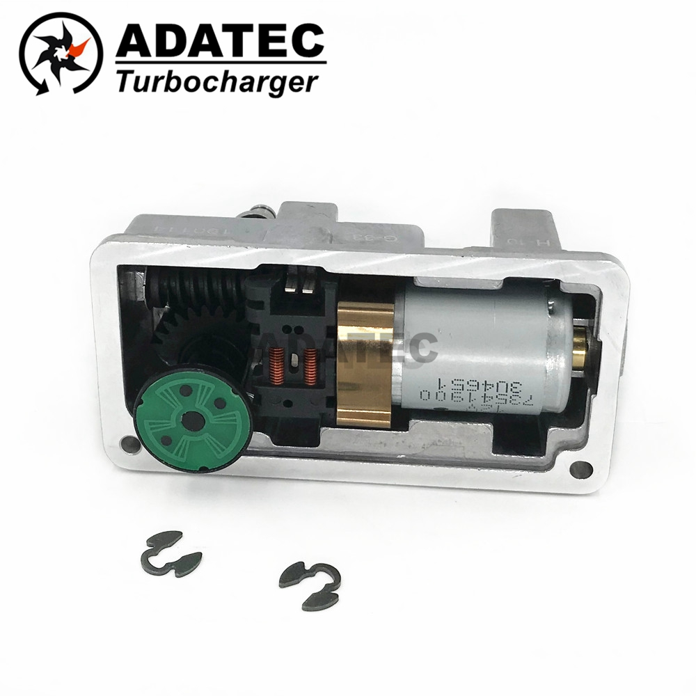 GT2052V 767933 Turbo 1692434 Hella Electronic Actuator Gearbox G-33 For Ford Transit VI 2.2 TDCi 115 HP Duratorq TDCi 2006-