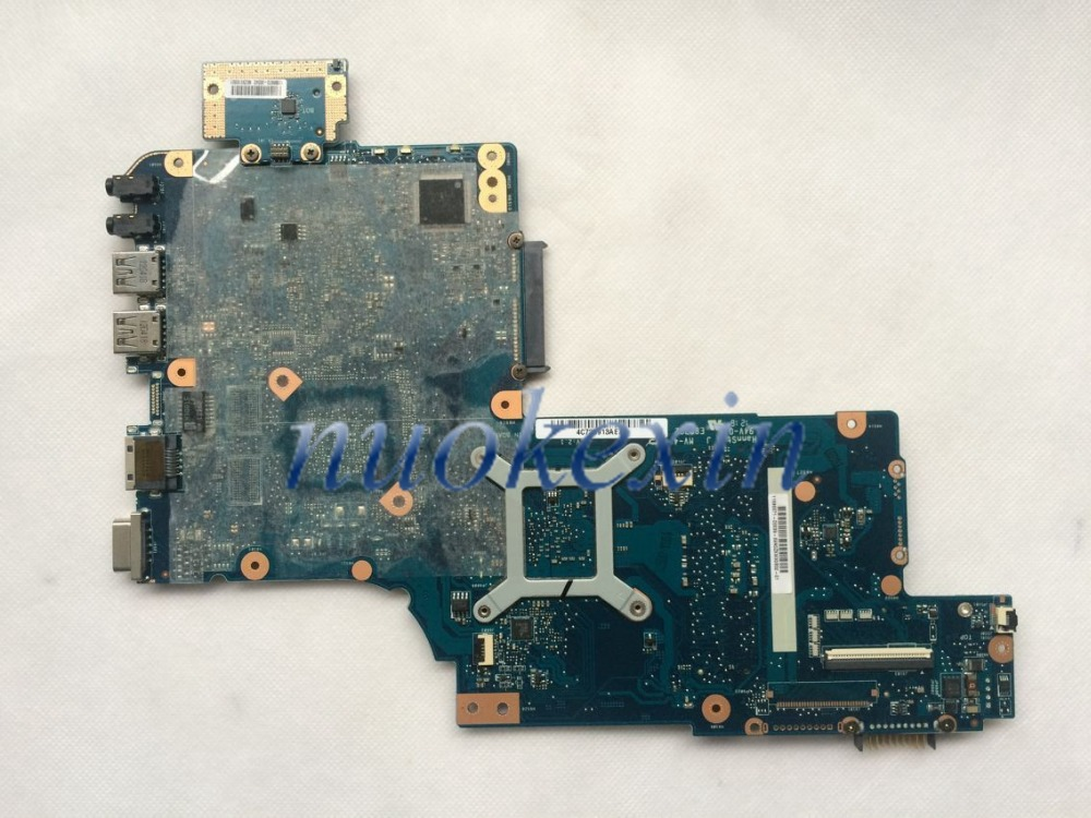 все цены на  Laptop Motherboard  For Toshiba Satellite C875 Series CPU H000043630 Mainboard  онлайн