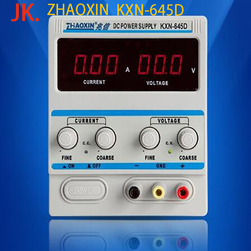 ZHAOXIN high quality DC Power KXN-645D replacement RXN-605D DC power supply 64v 5A adjustable constant current regulator