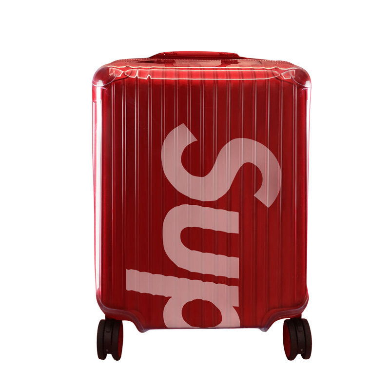 rimowa luggage covers Suitcase Cover Clear PVC Luggage Protector with Zipper Closure Holder for RIMOWA Topas