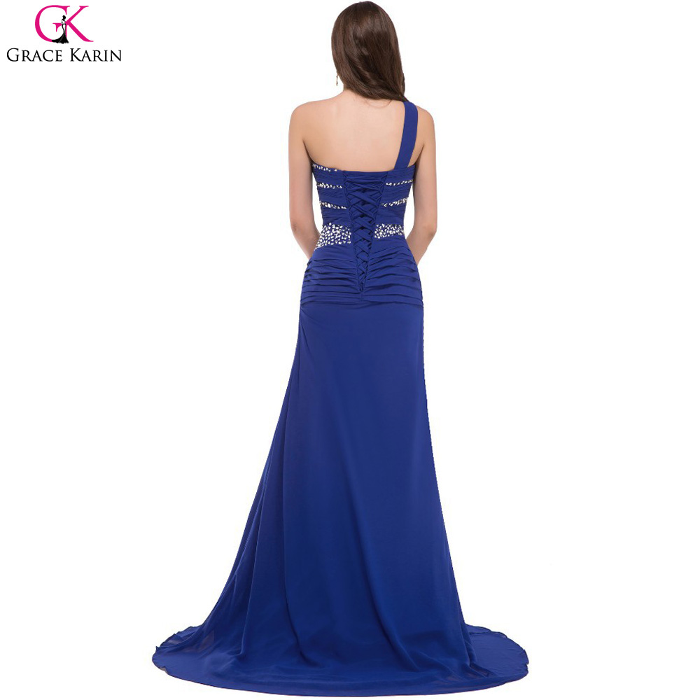 Grace karin königsblau lila meerjungfrau abendkleider lange 2017 ...