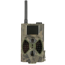 HC300M Hunting Camera GPRS/MMS/SMS Digital Infrared Trail Camera Scouting Surveillance Hunting Camera 940NM IR LED