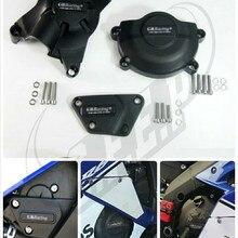 Защитный чехол для двигателя мотоцикла GB Racing для Yamaha YZF-R6 2006-07-08-09-10-11-12-13-14-15-16-17- черный