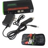 Multi Function Car Jump Starter Mini Portable Emergency Mobile Laptop Battery Charger 4 USB Power Bank