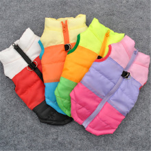 Warm Jacket Pet Dog Cothes Windproof Coat
