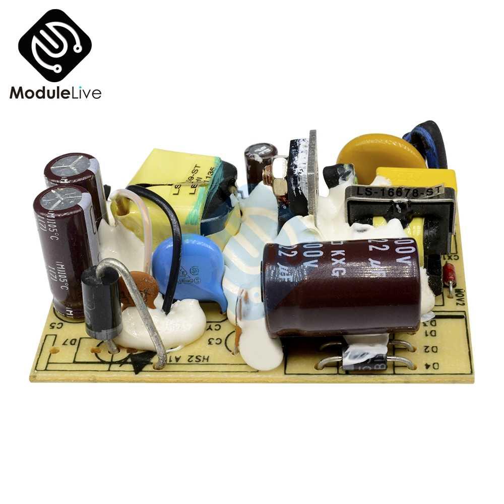 AC-DC 12V 2A módulo del interruptor de la fuente de alimentación regulador de voltaje CC interruptor de circuito de placa de circuito impreso Monitor luces LED 110V 220V SMPS
