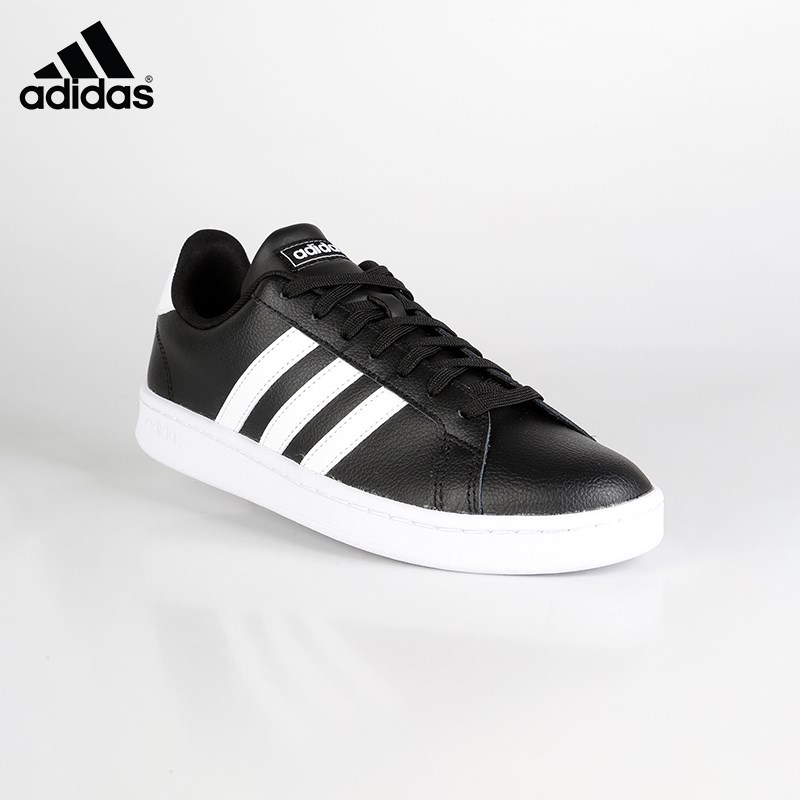 <font><b>ADIDAS</b></font> Spring Summer man's low-cut skateboard <font><b>shoes</b></font> simple matching black classic man's casual <font><b>shoes</b></font> skate <font><b>shoes</b></font> image