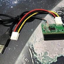 """1,44 MB 3,"""" разъем флоппи-дисковода 34 PIN 34 P для usb-кабеля адаптер USB для флоппи-дисковода U диск для флоппи-дисковода печатной платы"""