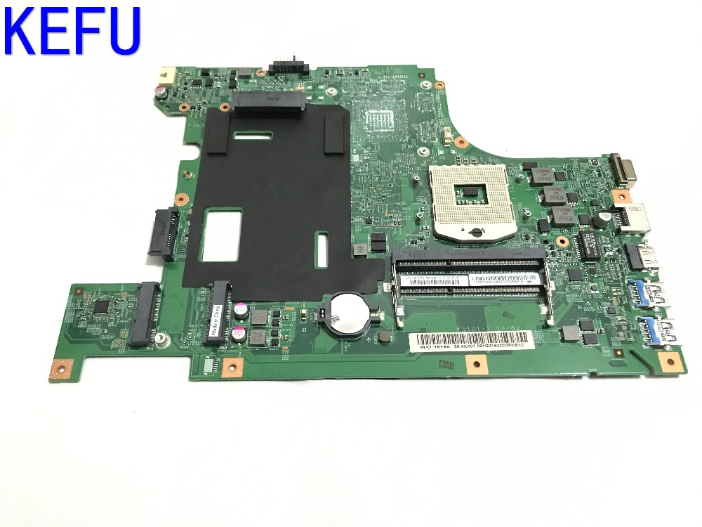 KEFU 100% NEW 48.4TE05.011 55.4YA01.001 laptop Motherboard SUITABLE For LENOVO B590 / B580 NOTEBOOK PC COMPARE PLEASE