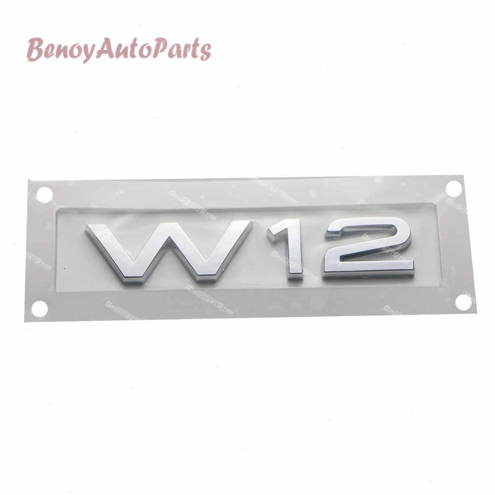 Багажник логотип металлический логотип для Audi A1 A3 A4 A5 A6 A7 A8 Q3 Q5 Q7 2,0 т 2,4 2,8 3,0 Т 3,2 3,6 4,2 V6 V8 W12 стайлинга автомобилей