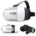 Google caixa de papelão vr realidade virtual óculos 3d para iphone 6 plus samsung galaxy s6 s5 s4 qualquer 4.7-6.1 polegada de smartphones