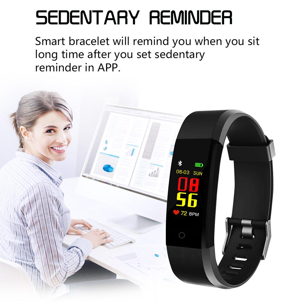 9 Bracelet intelligent moniteur de santé