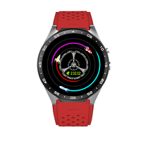 KW88 Smart Watch Android 5 1 MTK6580 CPU 1 39 Inch 3G Wifi Smartwatch For Samsung