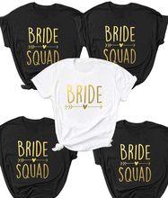 T-Shirt de fête d'enterrement de vie de jeune fille, Slogan féminin grunge avec flèche et cœur