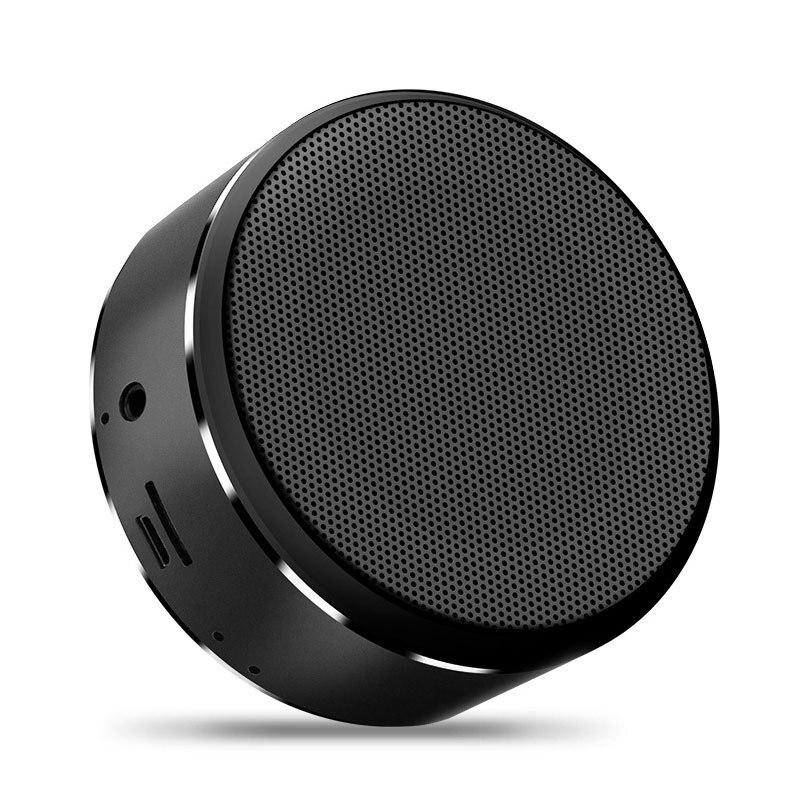Stereo Musik Tragbare Mini Bluetooth Lautsprecher Wireless Hifi Lautsprecher Subwoofer Lautsprecher Audio Geschenk Unterstützung TF AUX USB A8