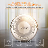 ISWEEP S51 Robot Vacuum Cleaner Smart Automatic Vacuum Cleaner Wireless Dust Cleaning Sweeper Household Sweeping Machine