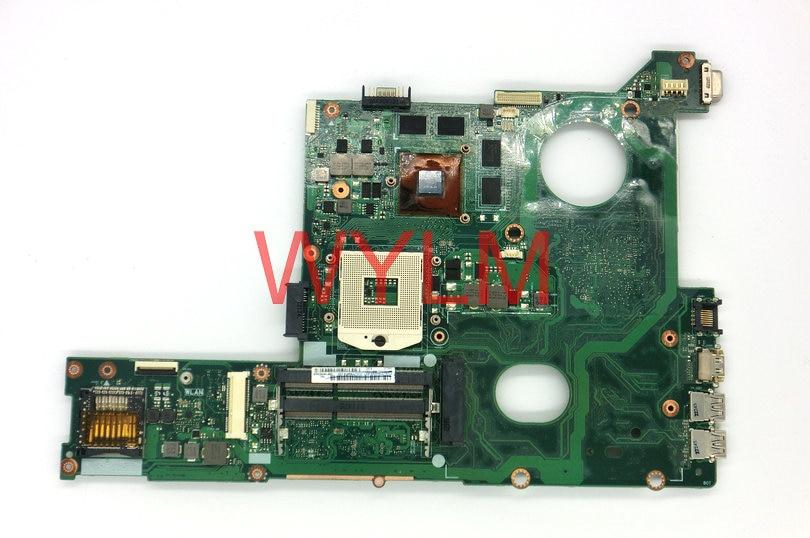 free shopping N46VM GT630M 2GB mainboard REV 2.3 For ASUS N46VM N46VZ N46VJ laptop motherboard 60-N8IMB1400 100% Tested for asus laptop mainboard a43s x43s k43sj a43sv k43sv k43sm series motherboard gt630m 1gb d radr3