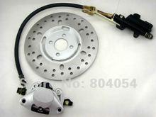 Cheaper Footbrake Cylinder Caliper Pads Brake Disc Rotor For Mini ATVS 200CC 250CC