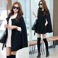 Shawl Coats 2017 Spring Autumn Winter Vintage Jacket Fashion Retro Women's Clothing Lady Novelty Shawl Coats