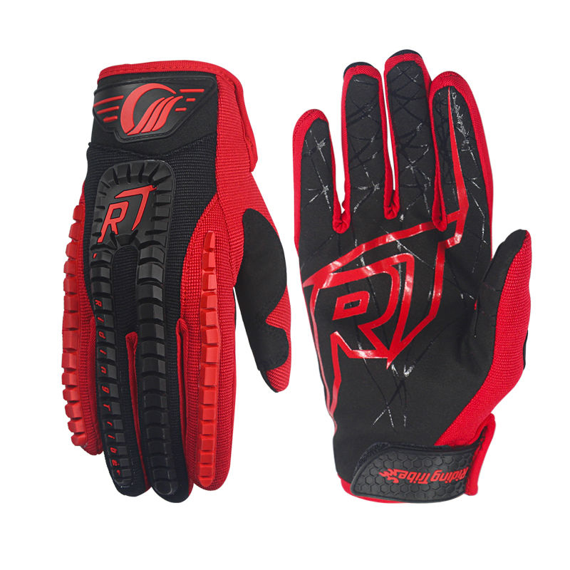 Cycle Gloves Road Cycling Luvas Bike Gloves Full Finger Men Gants Cyclisme Breathable Bicycle Glove CE
