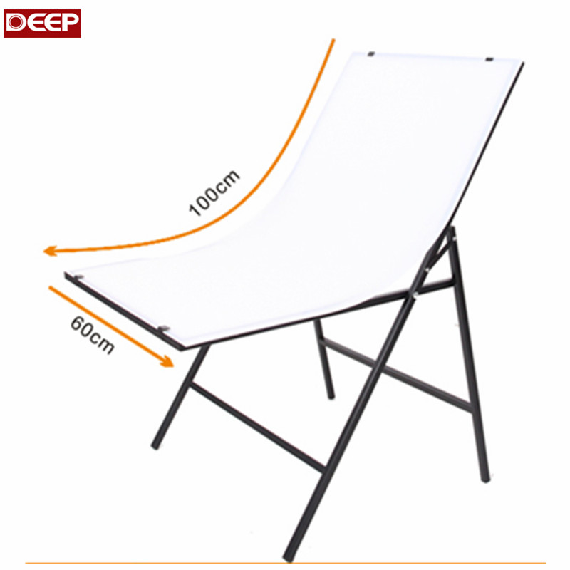 DHL TNT Free 60x100cm Photo Studio Table Folding Portable Specialty Photography Studio Shooting Table White Background dhl free 100