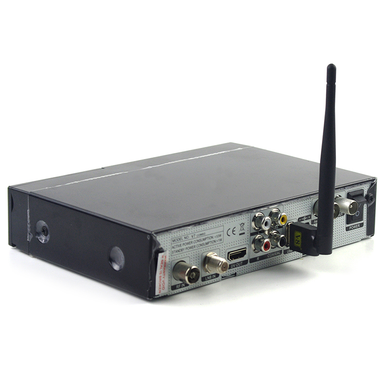 USB WiFi V8 USB Wifi With Antenna Work For Freesat V7 V8 Series Digital Satellite Receivers And Other FTA Set Top Box