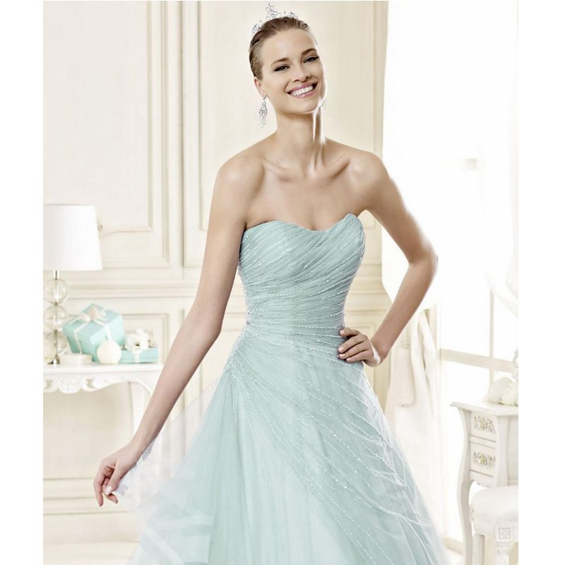 Online get cheap ice blue wedding dress for Ice blue wedding dress