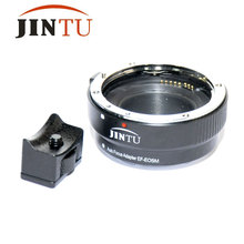 JINTU Lens adaper EF-EOS M Mount Adapter Ring for Canon EF EF-S Lens to EOS-M Digital Camera