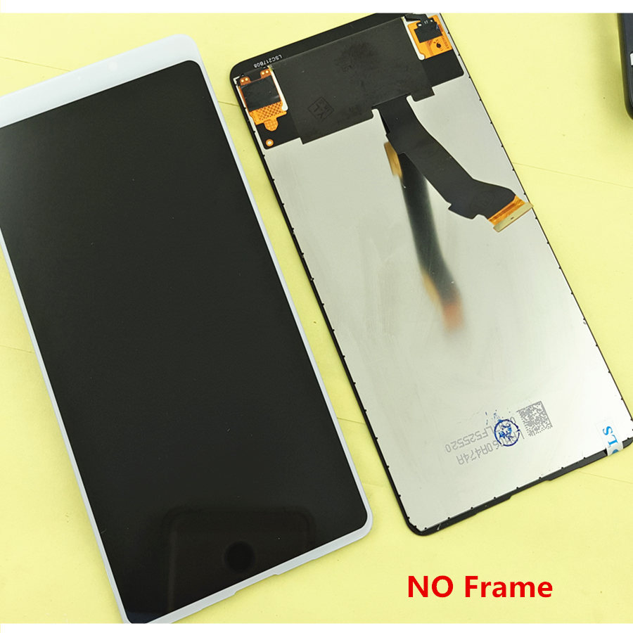 "Image 3 - 5.99"" lcd FOR Xiaomi MI Mix 2S Mix2S LCD Display+Touch Screen Digitizer Assembly Replacement Accessories MI mix2s LCD Screen-in Mobile Phone LCD Screens from Cellphones & Telecommunications"
