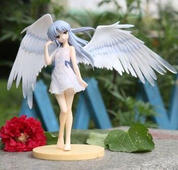 Аниме фигурка Ангельские ритмы Tenshi Tachibana 1
