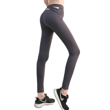High Waist Back Strap Wide Waisted Yoga Pants for Women Fitness Running Tights Sport Push Up Cross Leggings