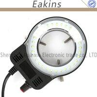 Điều chỉnh 32 LED Vòng SMD Ánh Sáng Đèn chiếu Sáng Cho Ngành Công Nghiệp Stereo Thấu Kính Hiển Vi Máy Ảnh Magnifier 110 V-240 V