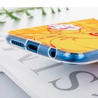 Transparent Soft Silicone Phone Case Cool One Punch Man for huawei P Smart Nova 3i P20 P10 P9 P8 Lite 2017 Pro Plus 4