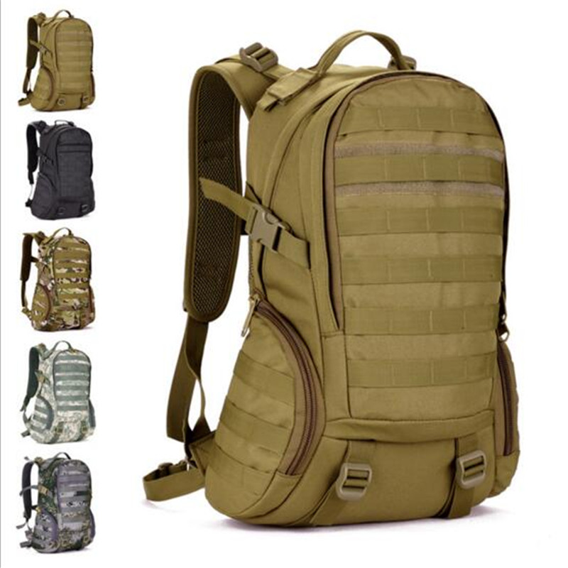 D5 boutique men waterproof nylon backpack 35L men's bag Travel package tourist canvas bag Laptop backpack leisure