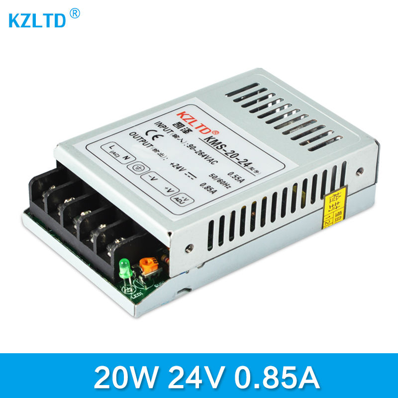 220V / 110V 24V Transformer 20W AC-DC Universal Regulated Switching Power Supply Switching Adapter high Quality 3-Year Warranty