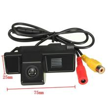 HD CCD Car Rear View font b Camera b font Reverse backup parking font b Camera