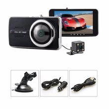 Buy online Fumalon 4.0″ Dash Cam,FHD 1080P,170 Front120 Rear Wide Angle DVR Dashboard Camera Recorder with G-Sensor,WDR,Loop Recording