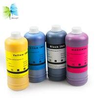 500ml*BK C M Y High UV Resistance Pigment Ink For HP Designjet 111 Inkjet Printer