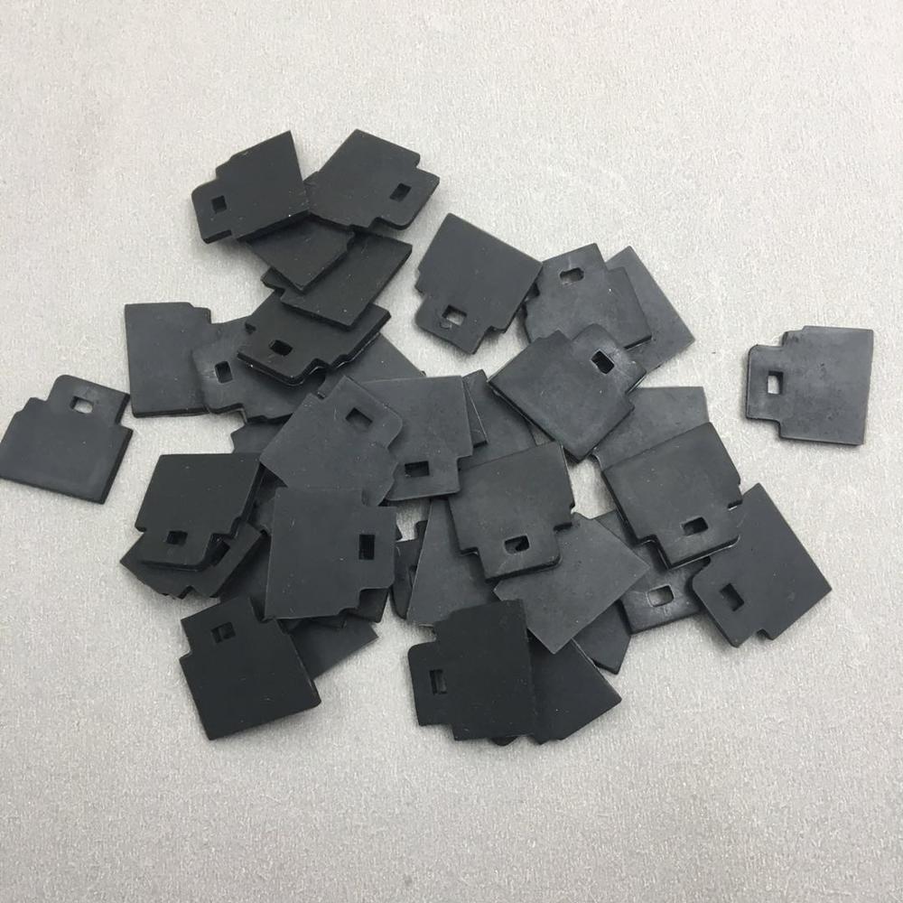 Roland Wiper Rubber Black for Roland XC 540 FJ-540//740 SC 540 SP-300 VP300 5pcs