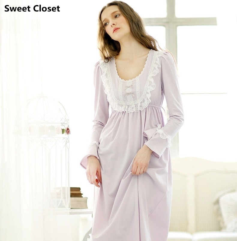 Women's Plus Size Clothing and Sleepwear. Skip Navigation Links. Plus Size Sleepwear Plus Size Casual Dresses Long Sleeve Nightgowns. ballet and long gowns in brushed back satin, cotton flannel and cotton knits, woven cotton, knits, nylon, and pima cotton. Enjoy long sleeve sleepwear from Lanz of Salzburg, Eileen West and La Cera.