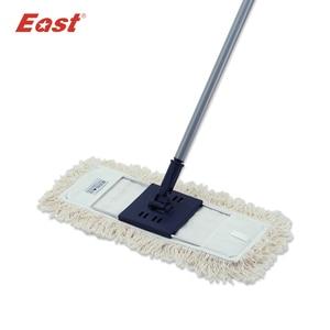 Восточные чистящие инструменты, швабра с длинным шваброй из хлопчатобумажной пряжи для уборки домашнего пола