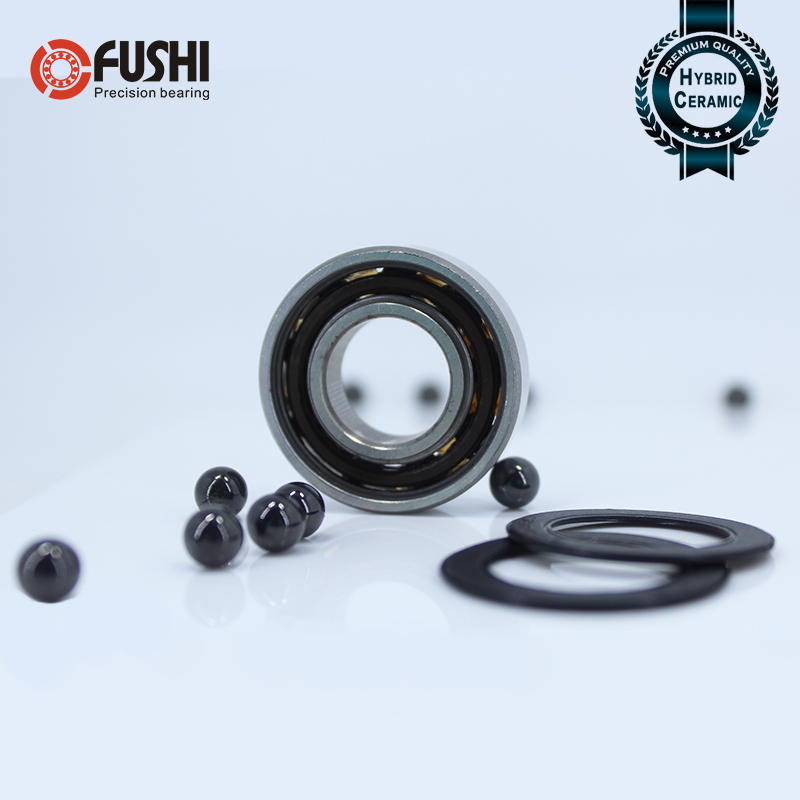 683 6706 6006 6206 60/32 Hybrid Ceramic Bearing ABEC-1 ( 1 PC ) Industry Motor Spindle Hybrids Si3N4 Ball Bearings 3NC HC683 6706 6006 6206 60/32 Hybrid Ceramic Bearing ABEC-1 ( 1 PC ) Industry Motor Spindle Hybrids Si3N4 Ball Bearings 3NC HC