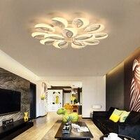 Nordic Teto luzes Novidade pós-moderna sala de estar quarto corredor lâmpada do teto LEVOU iluminação de Teto Luminárias