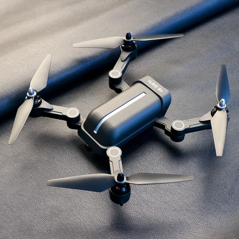 Drone avec caméra Drone professionnel S3 5MP 1080 P grand Angle WIFI FPV HD caméra GPS suivre RC Drone Quadrocopter volant Minion
