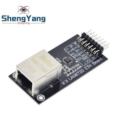 Smart Electronics LAN8720 module network module Ethernet transceiver RMII interface development board for arduino DIY