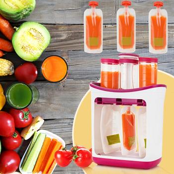 Children's Fruit Mashing Squeezing Storage Machine 1