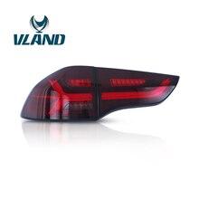 VLAND фабрики автомобиля задний фонарь для Pajero Sport светодиодный фонарь 2008 2010 2012 2014 Montero светодиодный задний фонарь с светодиодный движущегося сигнала 35 Вт