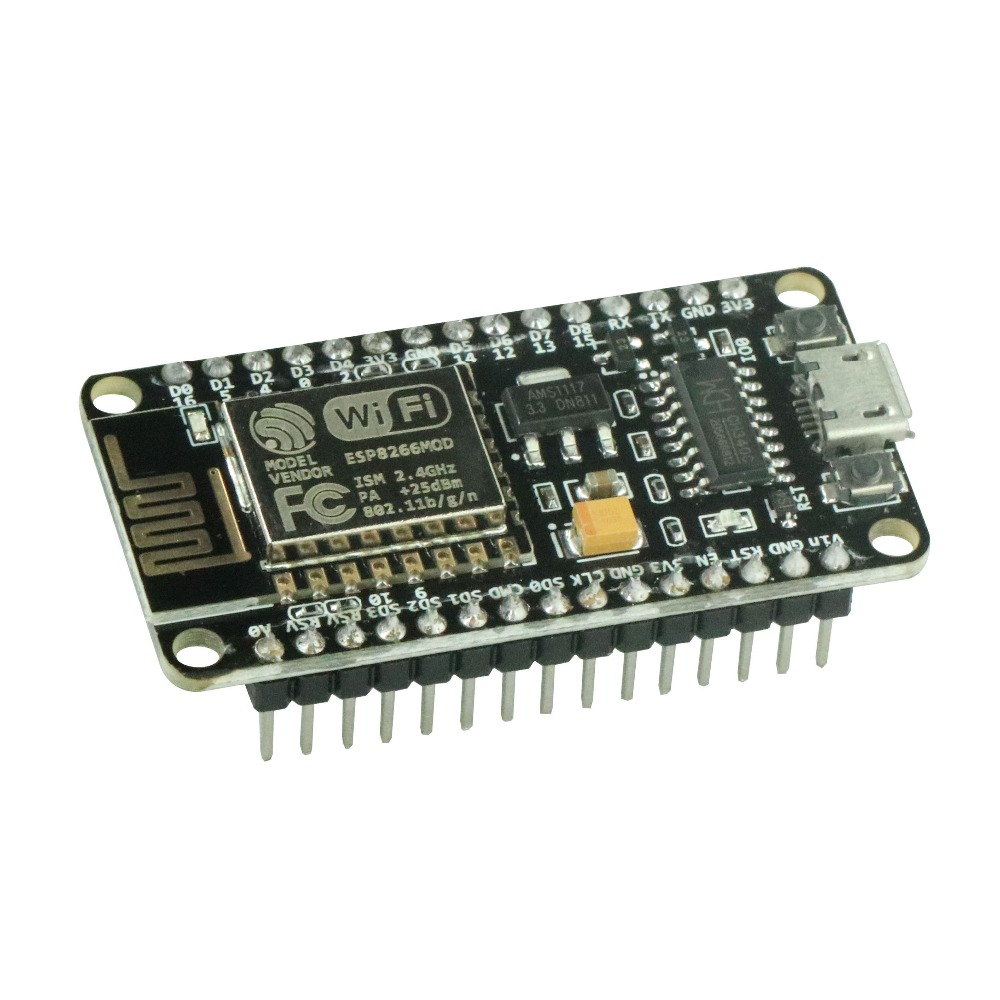 ESP8266 CH340G CH340 G NodeMcu Lua Wireless WIFI Module Connector  Development Board Repalce CP2102 Based ESP-12E Micro USB