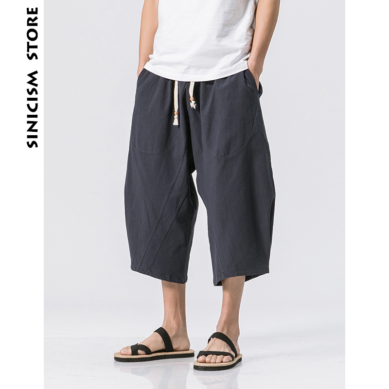 best quality good selling 100% original best summer style cool linen pants near me and get free ...